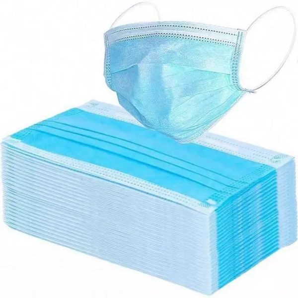 Anti Bacterial Hygienic Protection Face Mask (4 Ply)