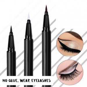 Self adhesive Magic Eyeliner Pen for Eyelashes